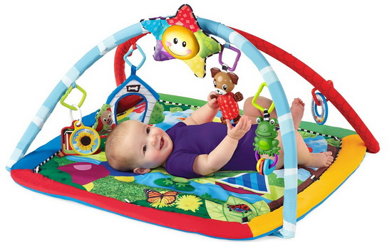 Baby Einstein toys for 1 month olds