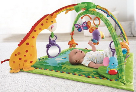 Educational toys for 1 month old child