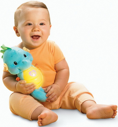 Happy fun products for infants